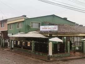 Se vende negocio (restaurante) acreditado con excelente ubicación