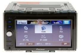 Radio Pioneer doble din Gps Bluetooth
