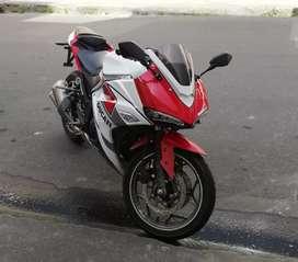 Moto pistera 250