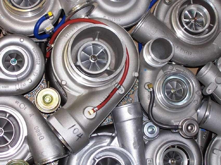 Turbos para Motores Diésel 0