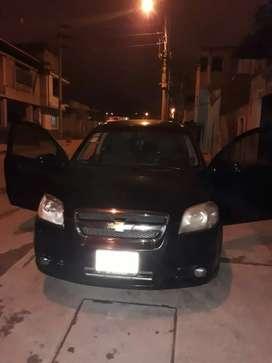 Uso particular Chevrolet 2011