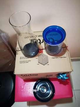 Set de café 10 piezas Cristar