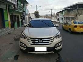 Hyundai Santa Fe 3filas 7 pasajeros