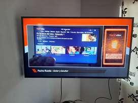 Se vende Samsung smart tv de 49 pulgadas full hd como nuevo