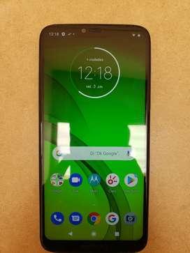 Motorola g7s de 64gb