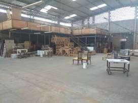 Se Vende Fábrica en Zona Industrial 4,800 m², Parque Industrial Inmaconsa, Vía a Daule