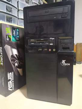 Vendo CPU Intel core i5 2500k, 8Gb ram, disco 500
