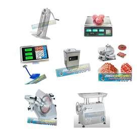 Maquinaria para el proceso de alimentos