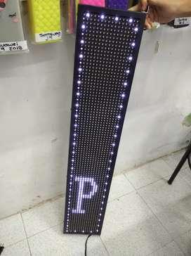 Tablero eléctrico led