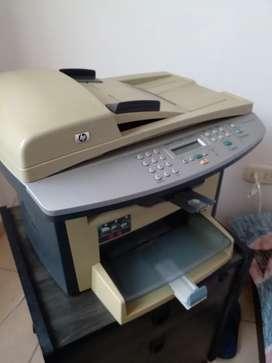 Vendo impresora HP LáserJet 3052