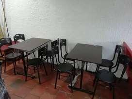 Sillas y mesas para restaurante bar cafetería butacos puff salas sofas vip somos fabricantes directos