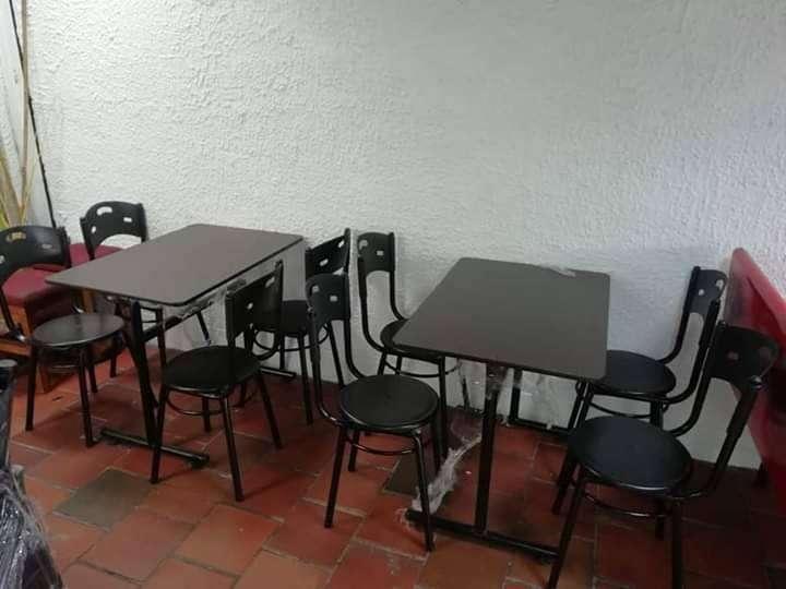 Sillas y mesas para restaurante bar cafetería butacos puff salas sofas vip somos fabricantes directos 0