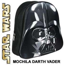 STAR WARS Mochila Infantil 3D Darth Vader