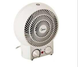Calefactor C/ventilador Midea Nf15-16ba