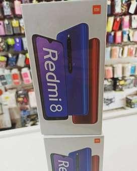 XIAOMI REDMI 8 3 Y 32 GB // 4 Y 64 GB