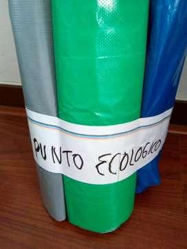 punto ecologico bolsas x 36 unidades 65 x 85 cm todos los colores