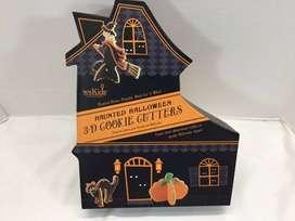 Molde Cortadores de galletas 3D en caja original