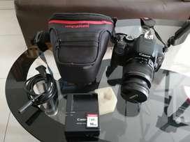 Cámara profesional Canon T4i