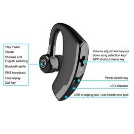 manos libres inalámbrico Bluetooth auriculares V9