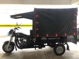 Se vende moto carguero