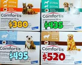 Confortis comprimido contra pulgas