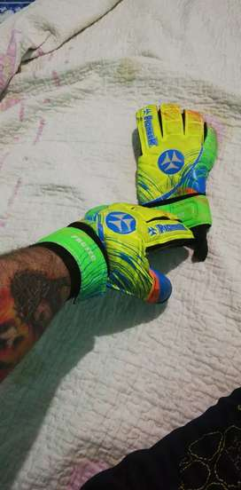 GUANTES PIONEER #9
