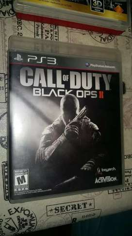 Juego PS3 Call of Duty Black Ops ll