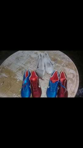 Botines Nikes T42