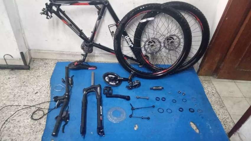 Mecanico bicicletas
