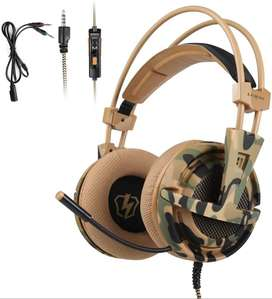 Headset Letton - Surround Stereo Para Ps4 Xbox One Pc Mac