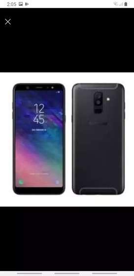 Vendo celular Samsung A6 plus nuevo