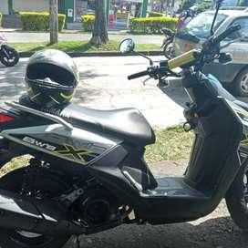 Sé vende moto bws