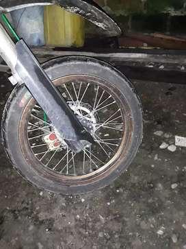 Moto Tundra 250 Año 2012