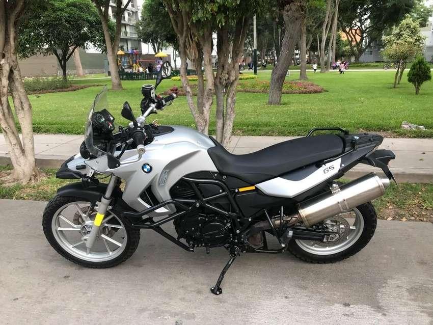 BMW GS 800 CC 0