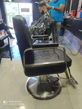 Silla de barberia