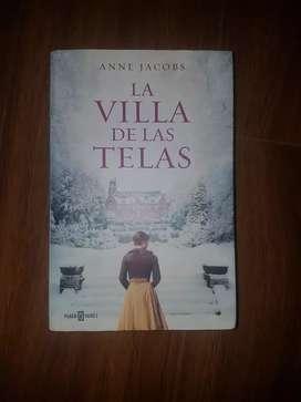 La villa de las telas - Anne Jacobs