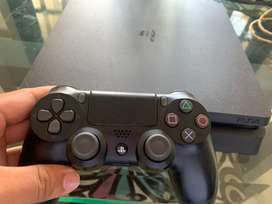 Ps4 slim de 500 gb
