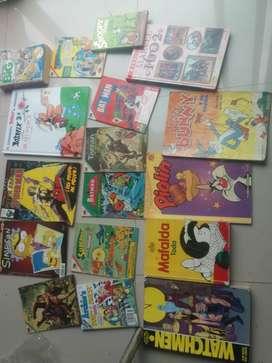 Vendo colección de Cómics
