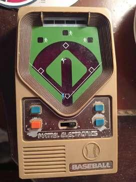 Juego electrónico Baseball de Mattel