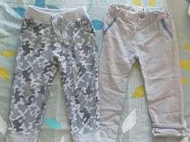 Pantalones baby fresh talla 2 buen estado