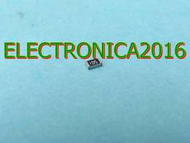 100x Resistencia Smd 0805 105 1M Ohm Superficial 2mmx1.2mm