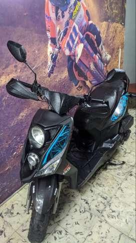 Moto SYM CROX