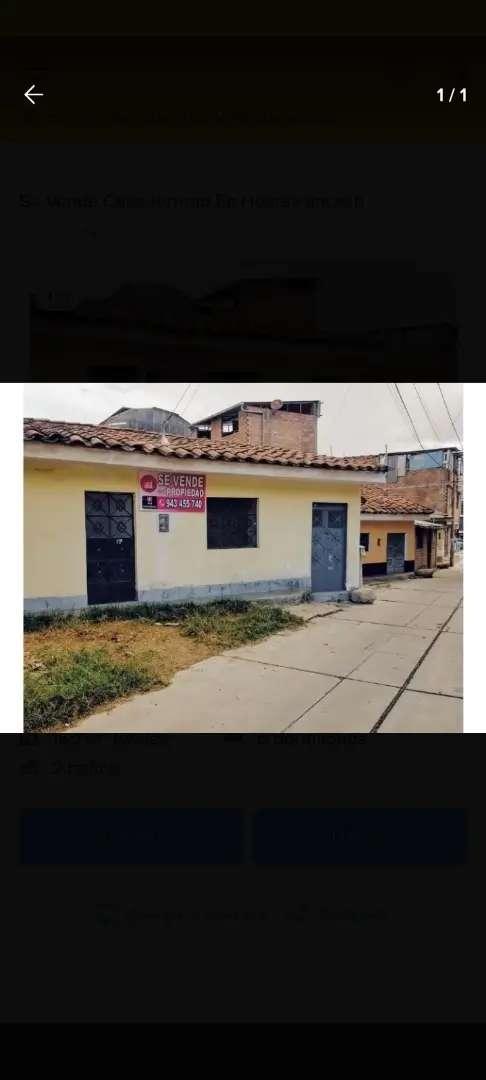 Casa-terreno en Huaraz-Áncash
