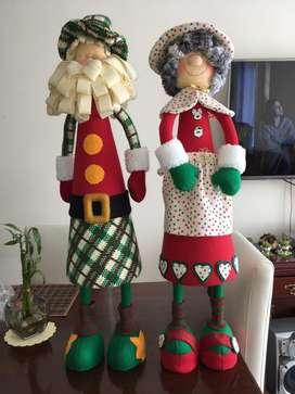 Mamá Y Papá Noel