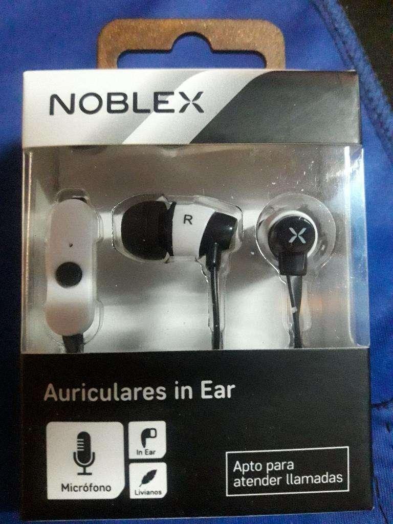Audifono Noblex con Manos Libres Oferton 0