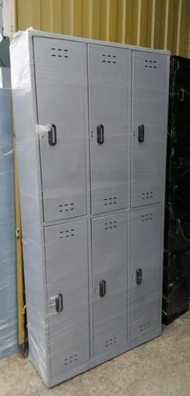 Locker de 6 casillas nuevo