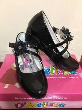 Zapatos de Charol T-27