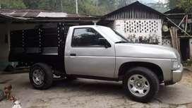 Vendo hermosa camioneta Nissan d21