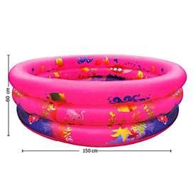 Piscina inflable de 150 cm diferentes colores