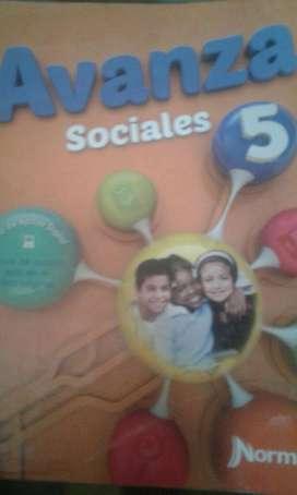 Avanza Sociales 5 Usado
